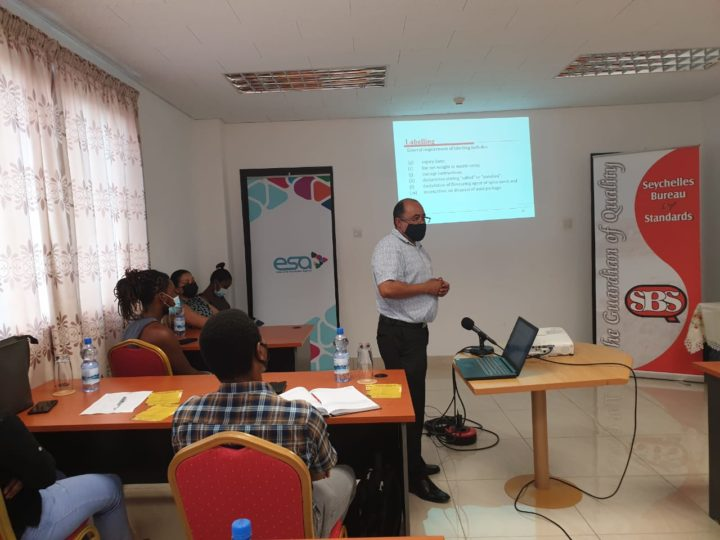 ESA Organizes a Half-Day Workshop on Improving Standards and Packaging of Local Chips